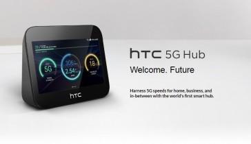 HTC 5G Hub 5G NR n41/78 4G Cat20 FDD Band1/2/3/4/5/7/8/12/13/25/26/28/66/71 TDD Band38/41 Mobile Hotdog