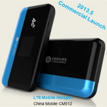 4G TDD-LTE:B38,B39,B40,B41 LTE-FDD:B1,B3,B7,B17 Qualcomm MDM9215 Mobile MiFi