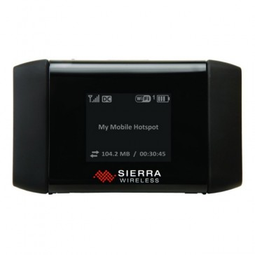 SIERRA 754S 4G LTE FDD700/1700Mhz DC-HSPA+850/1900/2100Mhz Wireless Mobile MiFi Modem