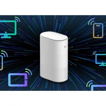 ZTE MC801 5G NR+LTE EN-DC - Sub6G n41, n77, n78, n79 4G LTE:B1,B3,B5,B8,B34,B39,B40,B41 Qualcomm Snapdragon X50 WiFi Router