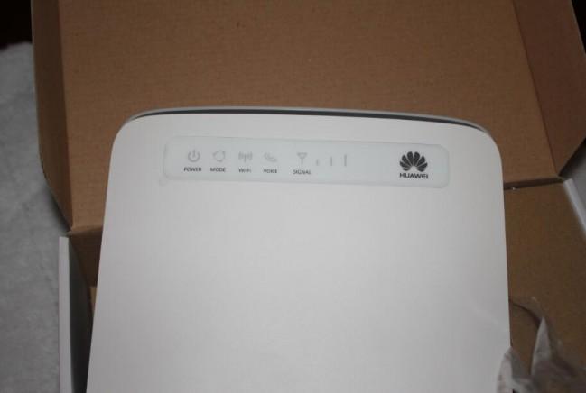 Huawei E5186 4G LTE Cat6 WiFi Router