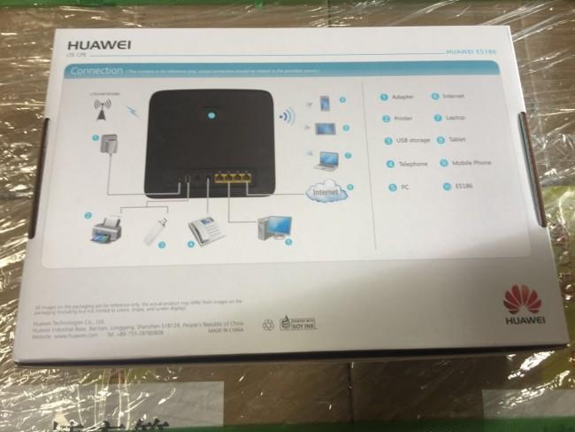 Huawei E5186 4G Cat6 802 11ac LTE CPE   Huawei E5186s-61a