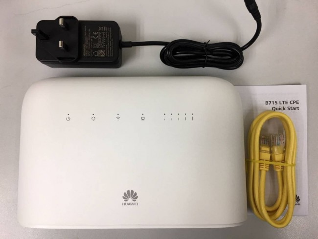 Huawei B715 B715s-23c LTE Cat9 WiFi Route