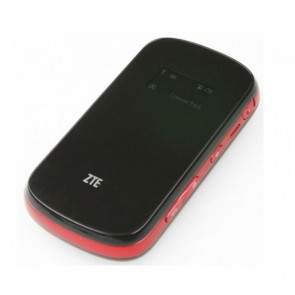 ZTE MF80 Mobile DC-HSPA+ UMTS Wireless 43.2Mbps MiFi hotspot
