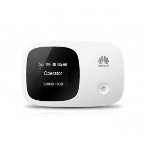 Huawei E5336 3G 21.6Mbps Pocket WiFi Router