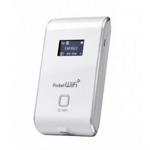 Pocket WiFi LTE GL02P Emobile 4G Hotspot