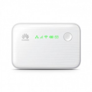 Huawei E5730s 3G Pocket Router and Power Bank