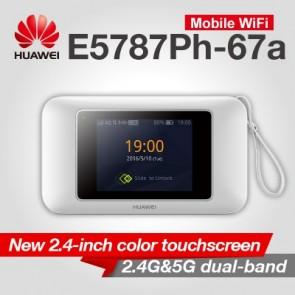 Huawei E5787ph-67a 4G+ LTE CA FDD 2600+1800MHz/2600+900MHz/1800+900MHz/1800+700MHz/2600+700MHz 300Mbps Cat6 MiFi Modem