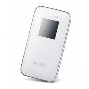 ULTRA WiFi 4G SoftBank 102z LTE Mobile WiFi Hotspot