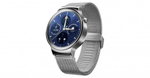 Huawei Watch unveiled at MWC, first Android Wear watch with a sapphire crystal display